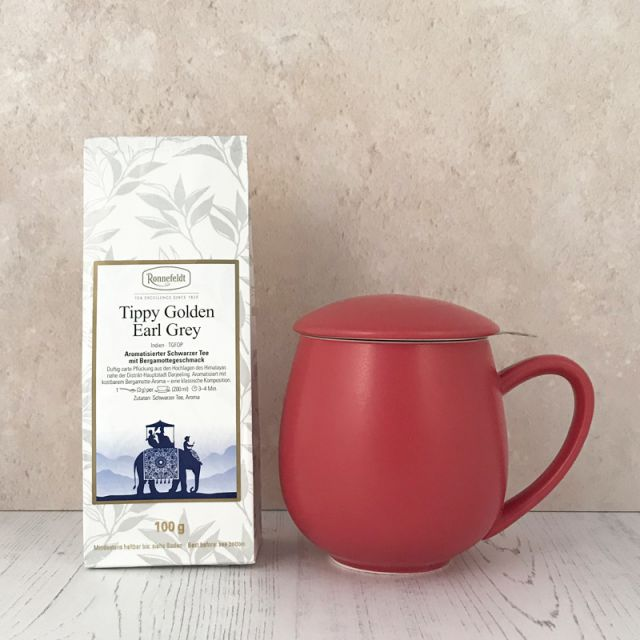 WFH Earl Grey Tea Kit