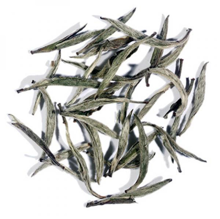 Silver Needle Organic White Tea 100g bag