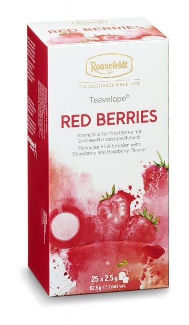 Ronnefeldt Teavelope® Red Berries Fruit Tea