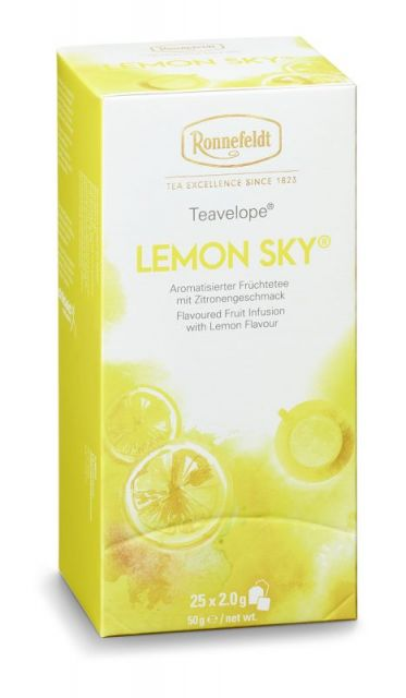 Ronnefeldt Teavelope® Lemon Sky Fruit Tea
