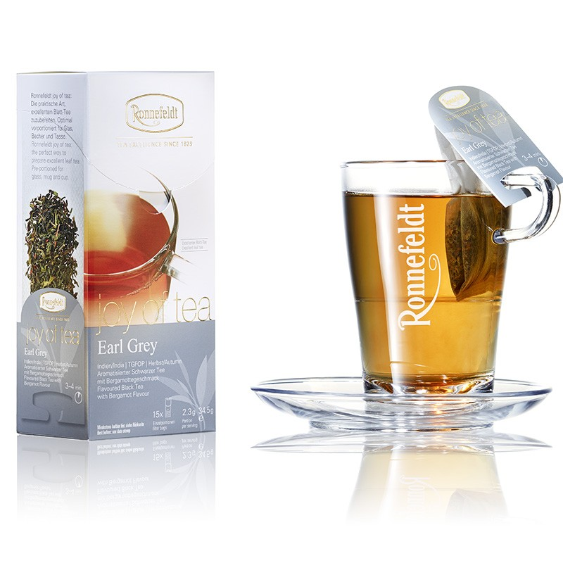 Joy of Tea Earl Grey Teabags