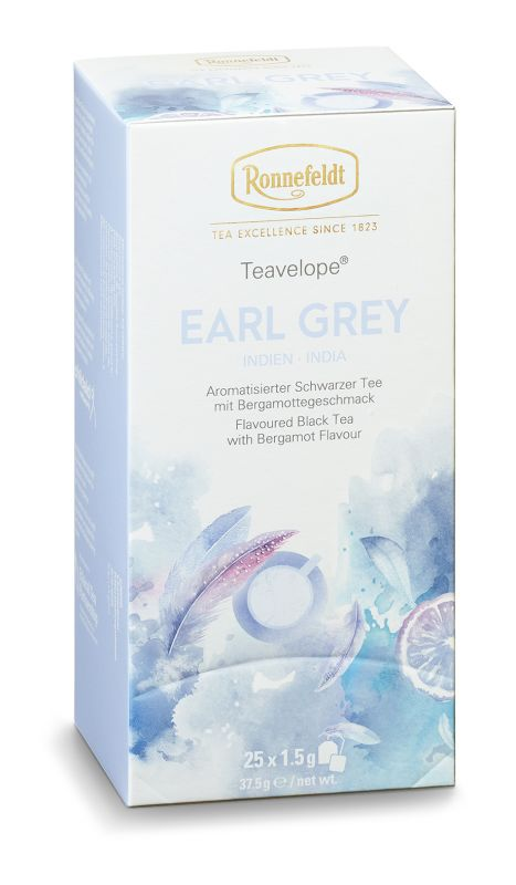 Teavelope Earl Grey teabags