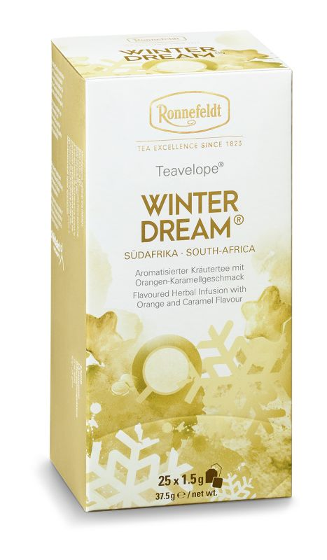 Teavelope Winterdream teabags