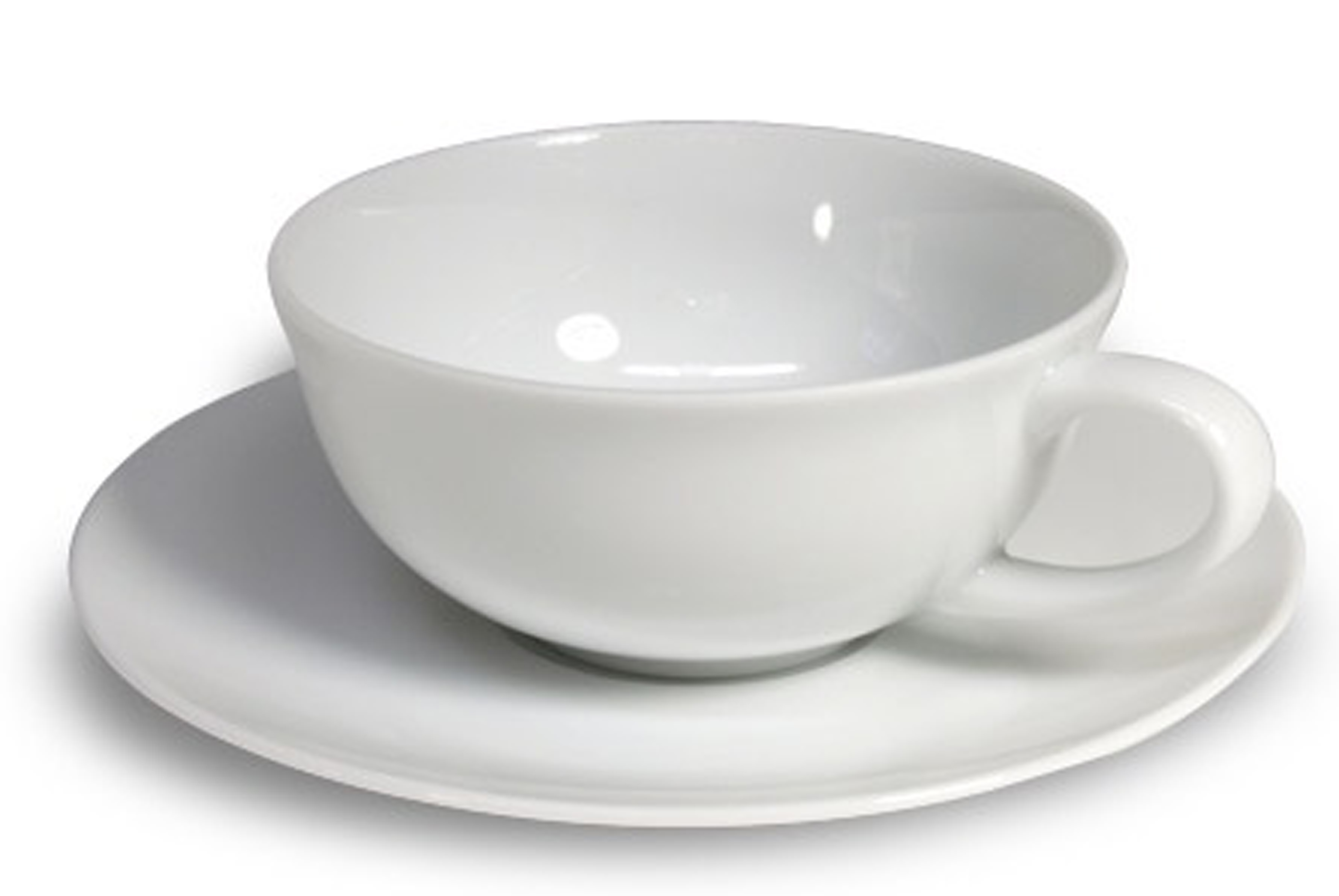 Ronnefeldt Teacup and Saucer