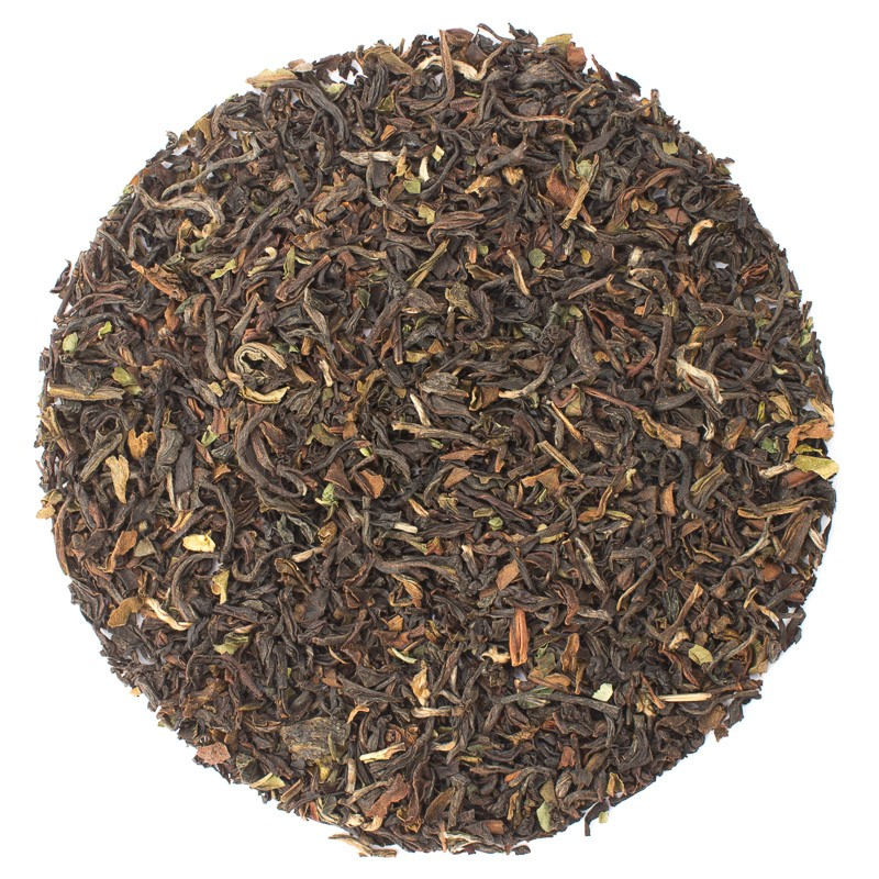 Darjeeling Badamtam First Flush Organic loose leaf tea
