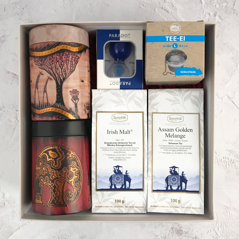 Mother's Day Black Tea Gift Box 2