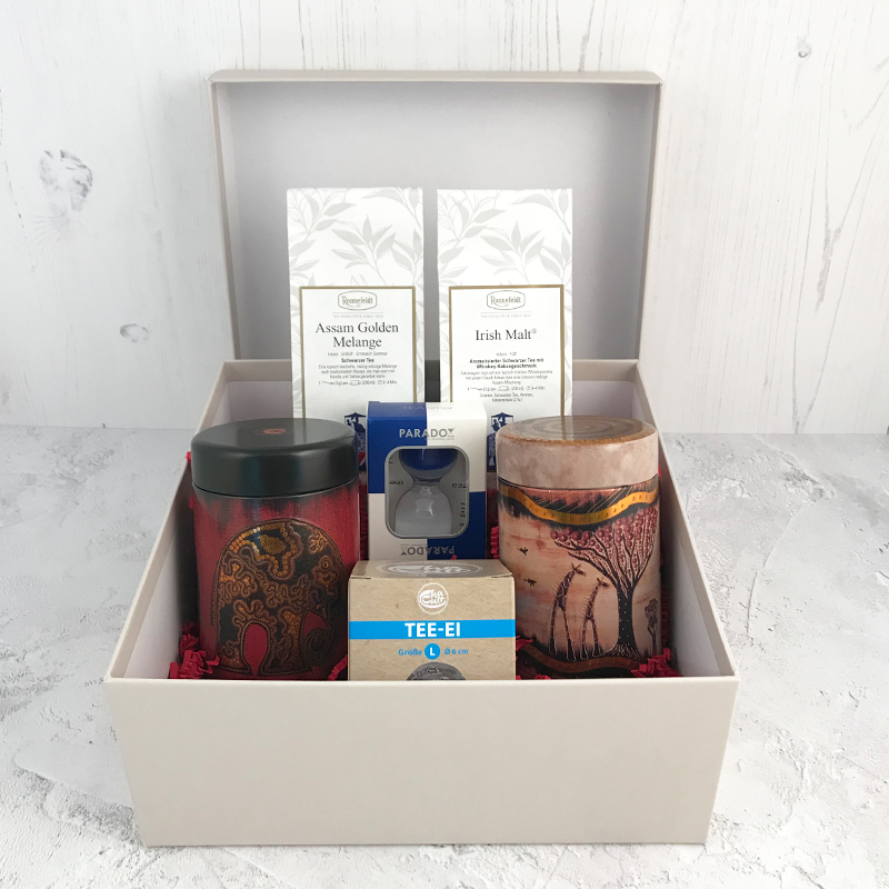 Mother's Day Black Tea Gift Box