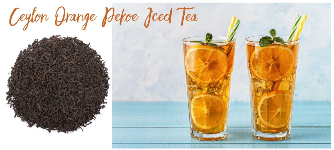 Ceylon Orange Pekoe Iced Tea
