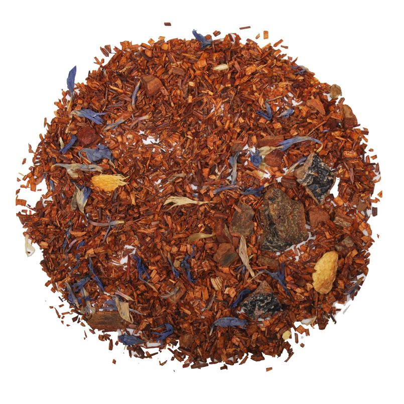 Cinnamon Plum loose leaf tea