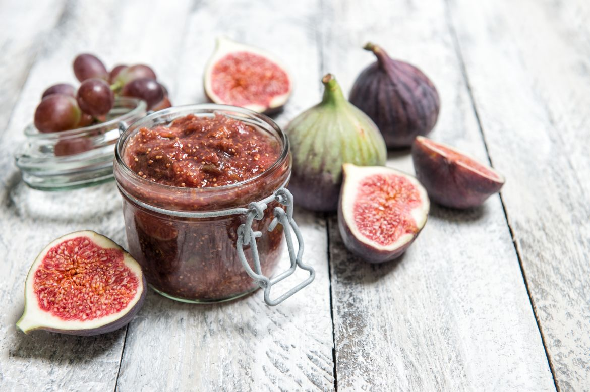 Fig and Pear Chutney