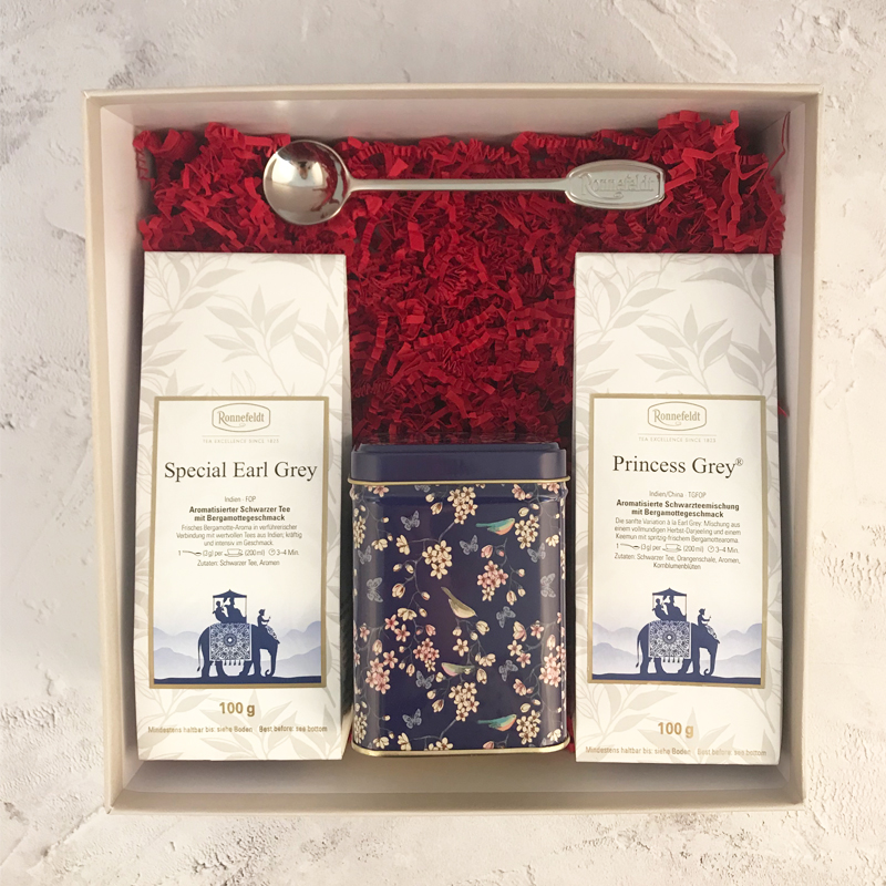 Mother's Day Earl Grey Tea Gift Box 2