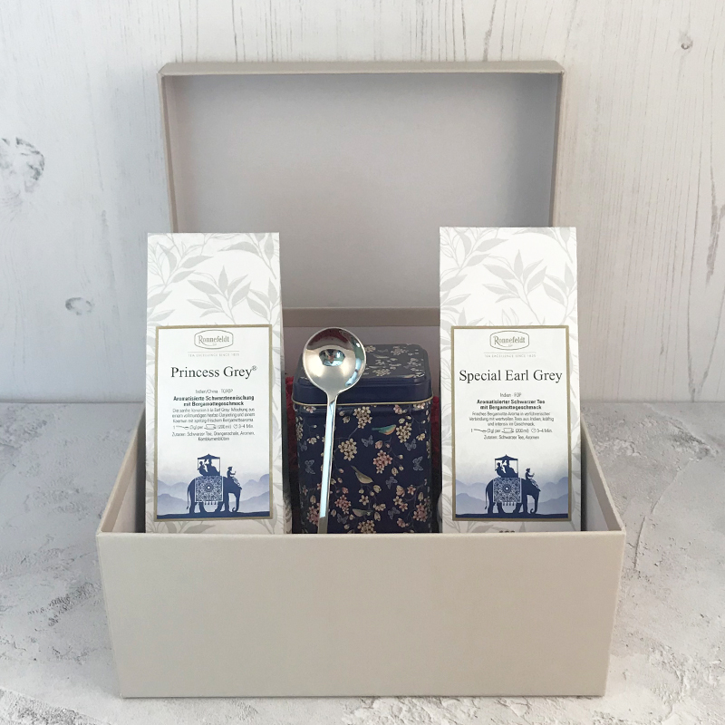 Mother's Day Earl Grey Tea Gift Box