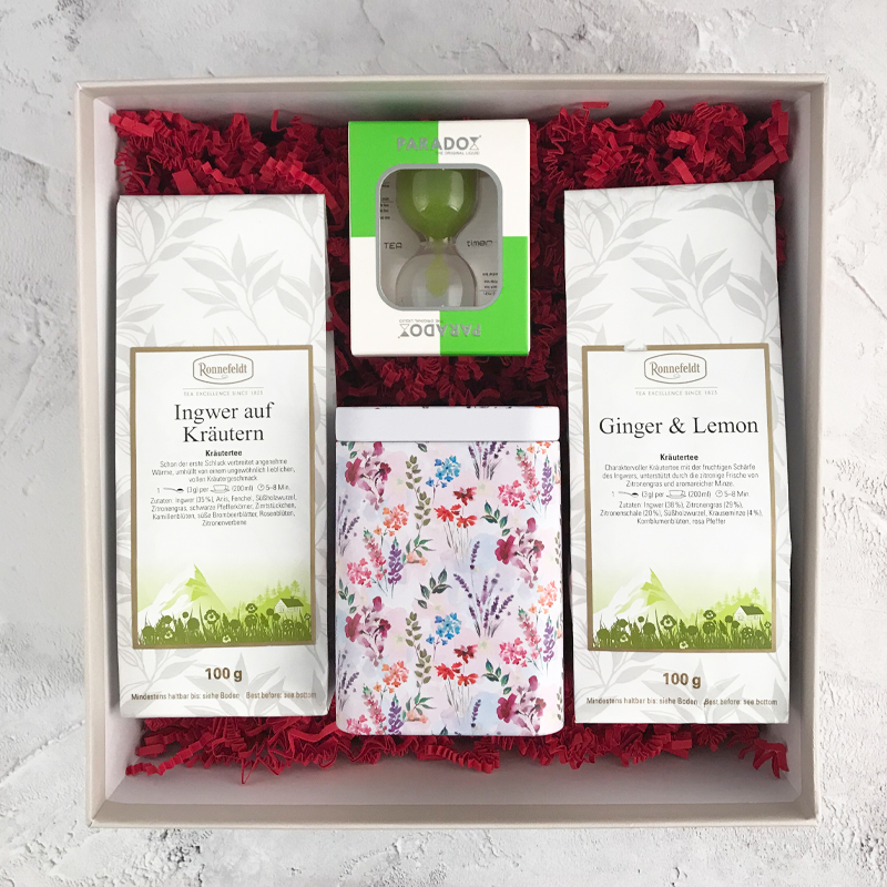 Mother's Day Herbal Tea Gift Box