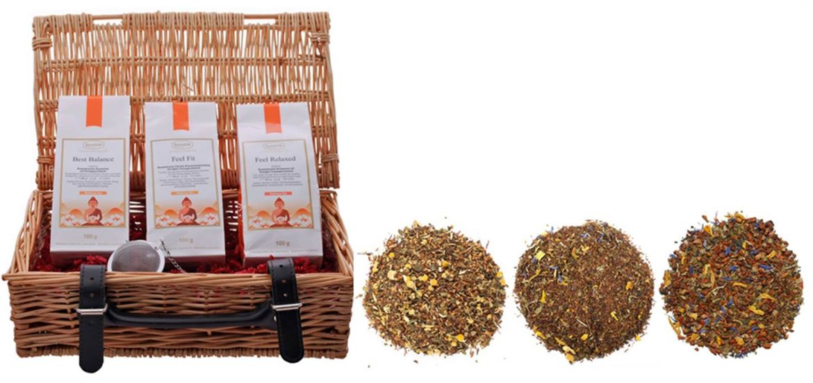 Tea Hamper Wellness