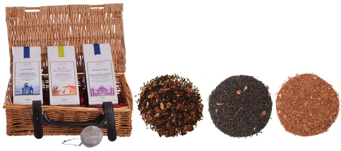 Tea Hamper for the Chocolate Lover
