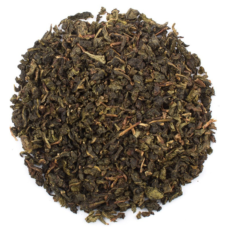 Milky Oolong loose leaf tea