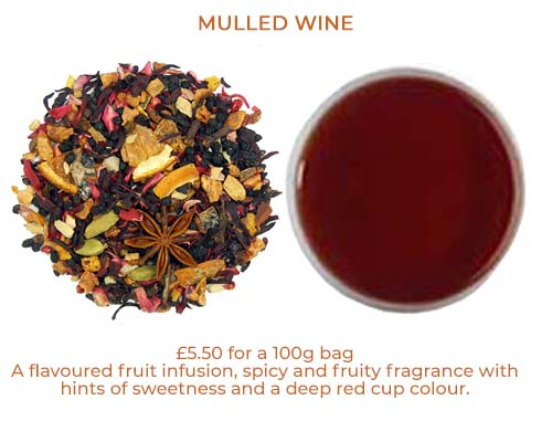 Mulled Wine loose leaf tea
