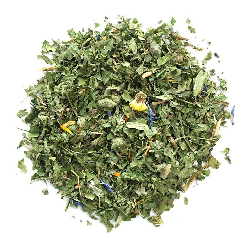 Nettle, Balm and Mint loose leaf tea