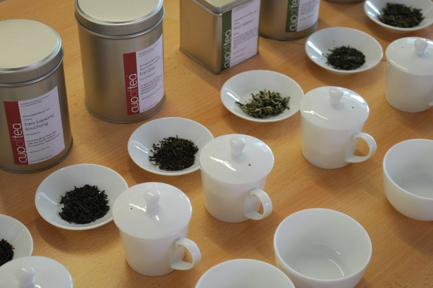 Tea Tasting at Cup of Tea