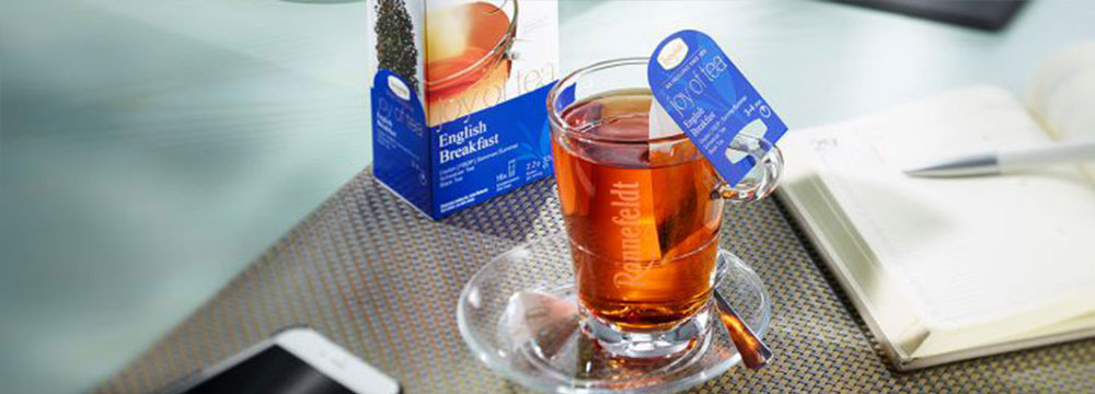 How to open a Wholesale tea trade account with Cup of Tea