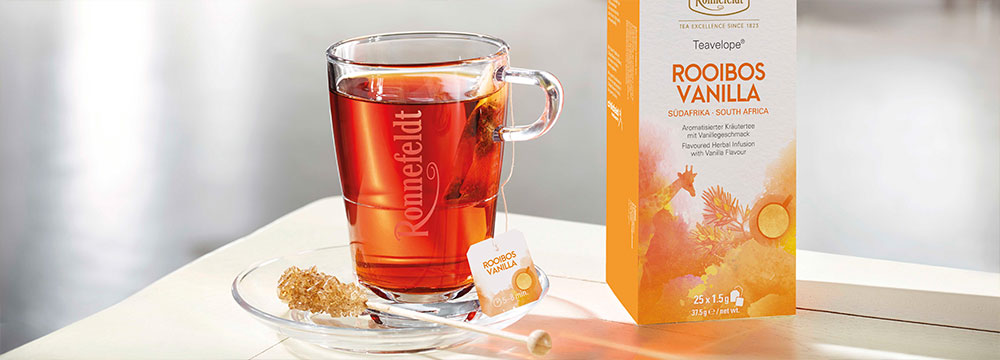 Ronnefeldt wholesale tea